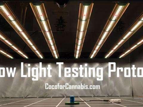 Grow Light Testing Protocol Cover