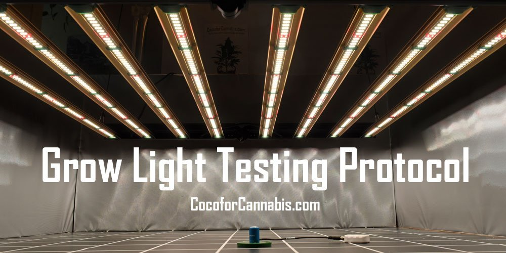 Grow Light Testing Protocol Cover