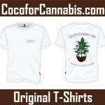 CocoforCannabis Original Tshirt