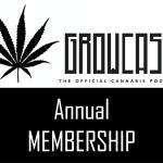 Growcast Annual Membership