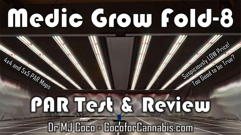 Medic Grow Fold 8 Review