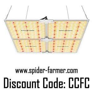 Discount code for Spider Farmer